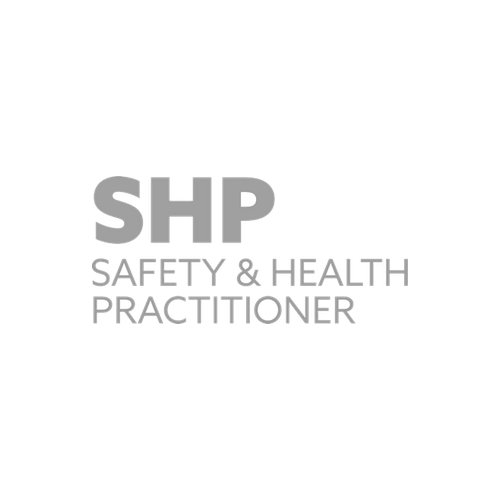 Safety and Health Practitioner logo
