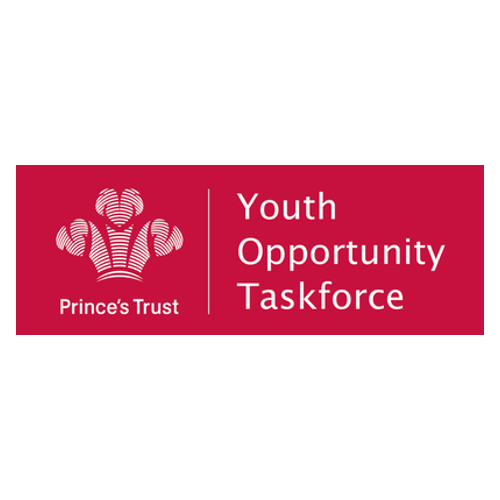 Prince's Trust Youth Opportunity Taskforce logo