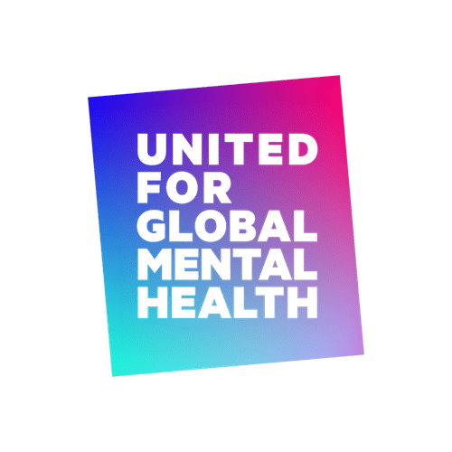 United For Global Mental Health logo