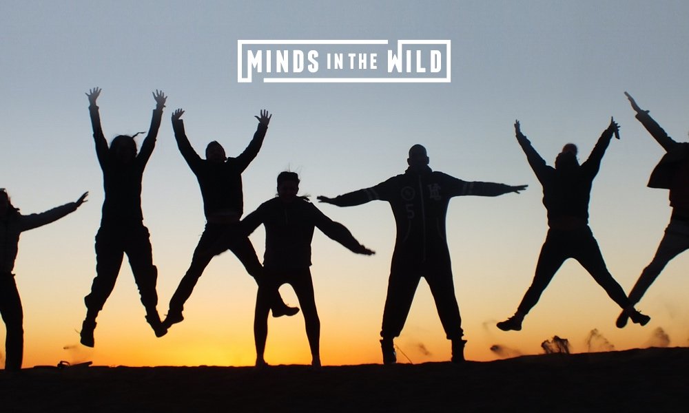 Minds in the wild banner image and logo